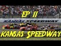 Nascar 2014: Ep11 - Kansas Speedway