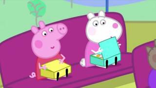 Peppa Pig - School Bus Trip (38 episode / 2 season) [HD]