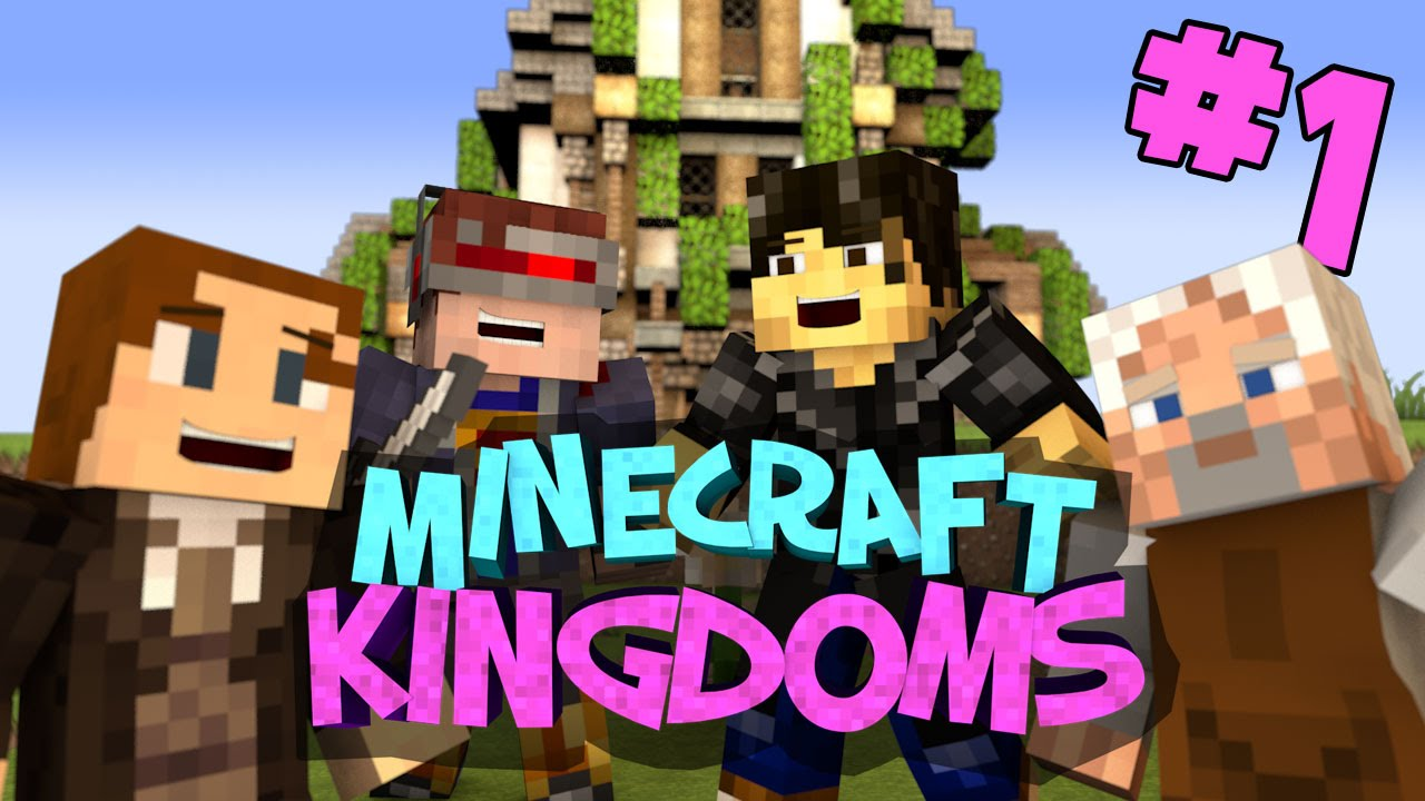 "Minecraft Kingdoms - Part 1: Awkward Reunion - <a href=""http://www.youtube.com/watch?v=R8zjik9aj3M"" class=""linkify"" target=""_blank"">http://www.youtube.com/watch?v=R8zjik9aj3M</a>"