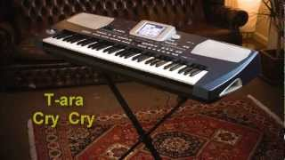 download lagu T-ara  Cry Cry   Piano Version gratis