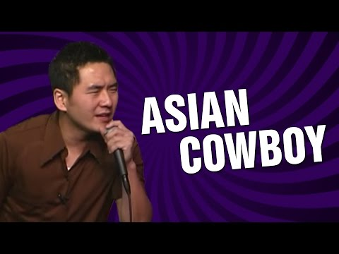 Asian Cowboy (Stand Up Comedy)