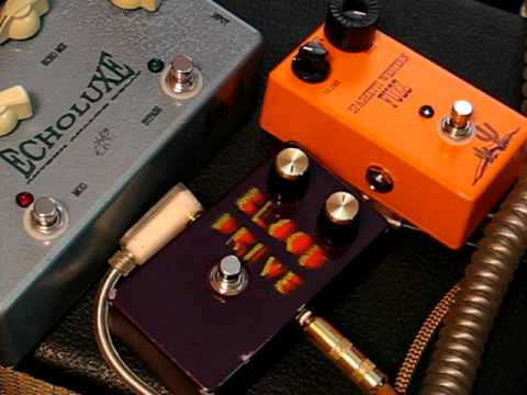 Alvin Youngblood Hart Blood Drive Pedal Quick Demo