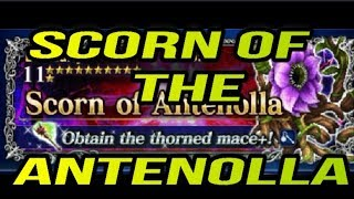 [FFBE] Scorn of the Antenolla