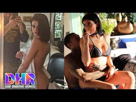 Selena Gomez Nude Photo - Kylie Jenner's Photoshop FAIL (DHR)