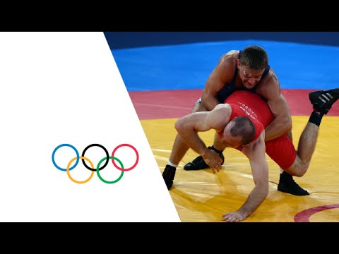 Wrestling Men's GR 74 kg Bronze Finals - Denmark v Lithuania Replay - London 2012 Olympic Games