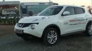 ТЕСТ-ДРАЙВ НОВЫХ АВТО. № 1. Nissan Juke