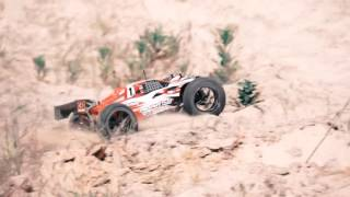 HPI TROPHY Truggy Flux & Maverick ION MT