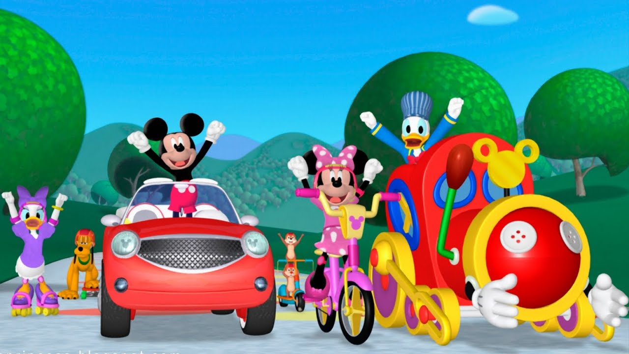 Clubhouse Kids Show Mickey Mouse Clubhouse tv Show