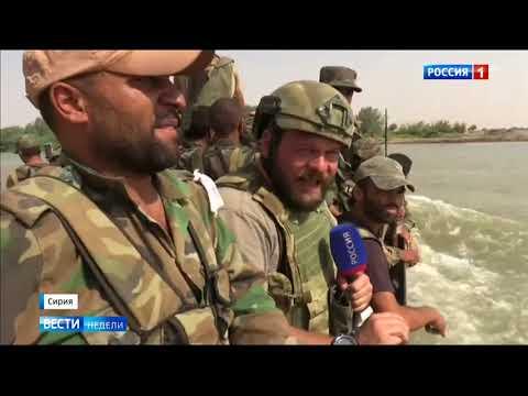 Бойцы Асада исполнили свою мечту   Россия 24