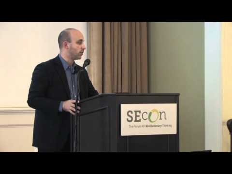 SEcon 2012 - Keynote - Jonathan Greenblatt