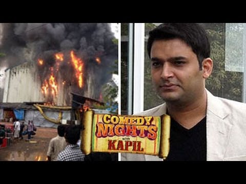Comedy Nights with Kapil SETS ON FIRE -- EXCLUSIVE VIDEO