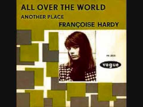 Francoise Hardy - All Over The World (1965)