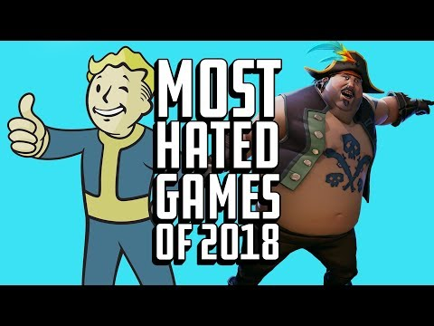 The WORST Games of 2018