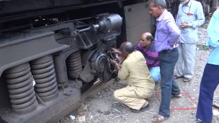 REPAIRING OF TRIVANDRUM RAJDHANI