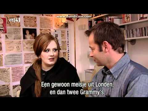 Adele - Interview at DUTCH TV RTL 2009 [Part 1]