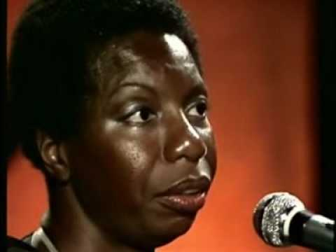 NINA SIMONE on DAVID BOWIE, JANIS JOPLIN and singing STARS( Live at Montreux, 1976) Music Videos