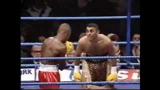 Prince Naseem Hamed .Best Crazy Mad Boxer.