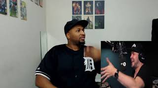 Fire in the Booth - Harry Shotta REACTION