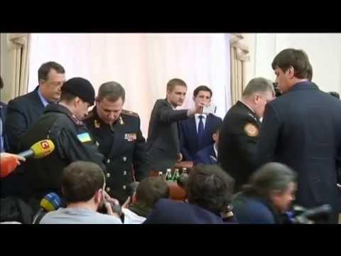 Anti-Corruption Arrest: Senior Ukrainian official arrested for embezzlement