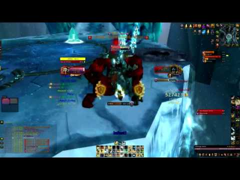 Level 80 Paladin Solo Lich King 25 man heroic