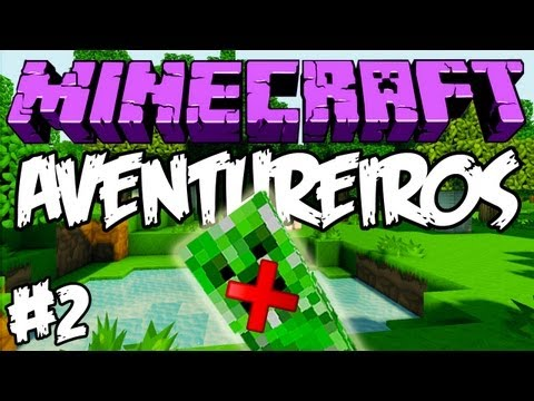 Feromonas e Os Aventureiros - As 4 Paredes 2 - Creeper Silencioso! #2