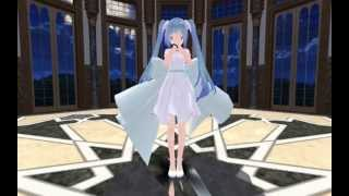 【MMD】Bad ∞ End ∞ Night - TDA Miku