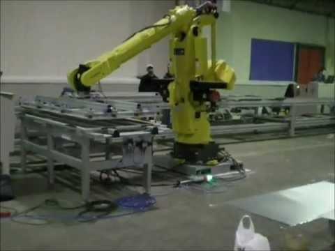 Taşıma Robotu Uygulaması 4
