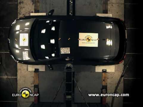 Краш-тест Citroen C4 Euro NCAP 2010