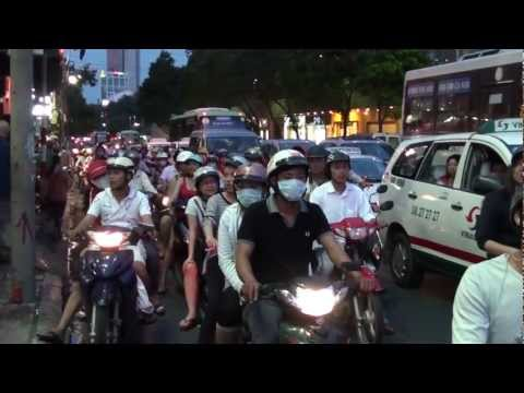 Ho Chi Minh City - Saigon Revisited