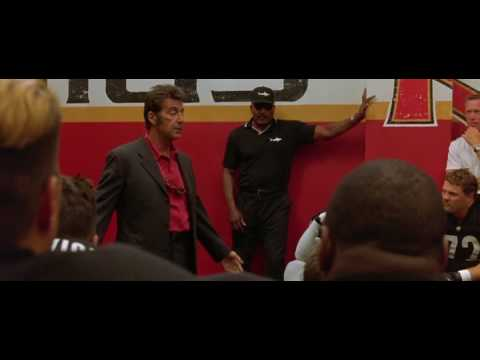 Al Pacino's Inspirational Speech HD