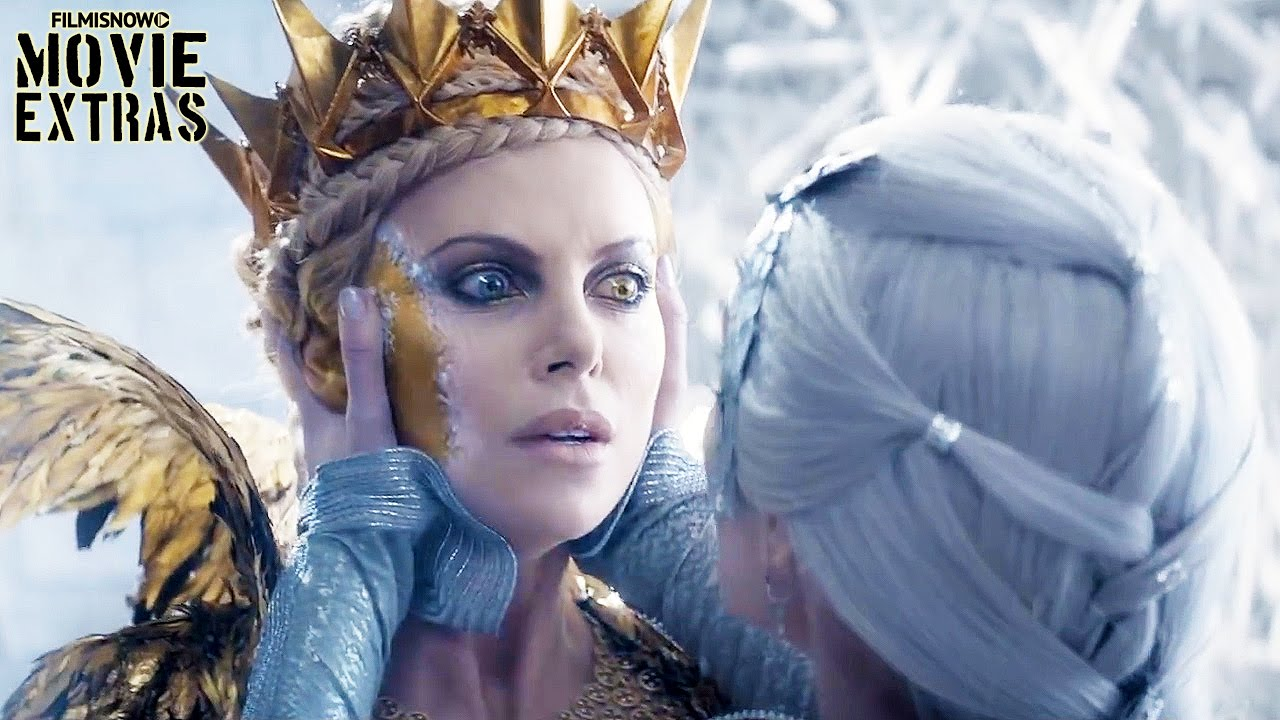 The Huntsman: Winter's War Clip Compilation (2016)