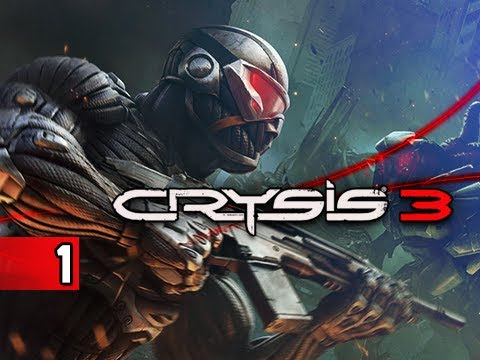 Crysis 3 Walkthrough - Part 1 Post-Human PC Ultra Let's Play Gameplay Commentary