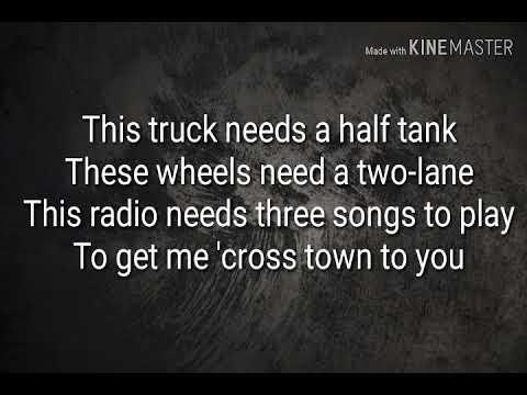 Luke Bryan-Knockin Boots Lyrics
