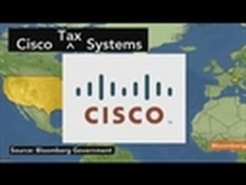 Cisco's Tax Strategy Saves $7 Billion, Seeks More