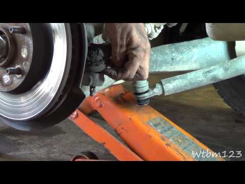Replacing Lower Ball Joint ,Chevy Blazer