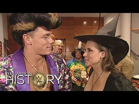 John Cena becomes Vanilla Ice on Halloween 2002: This Week In WWE History, October 29, 2015 thumbnail