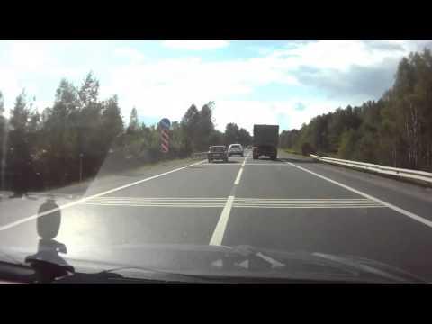 Авария в Ленинградской области 16 08 2014