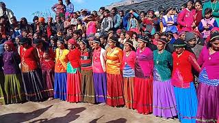 Jonsari culture marriage dance in village sainj kunain