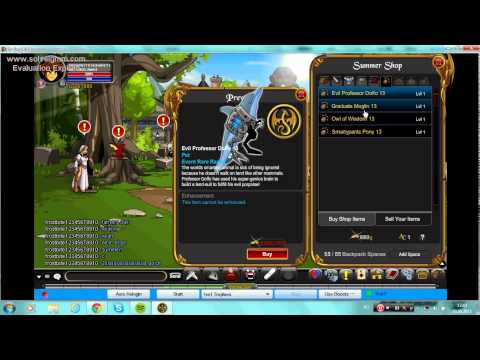 aqw shops in battle on awesome