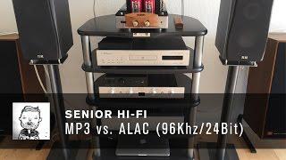Download Lagu MP3 vs. ALAC 96 Khz 24 Bit Gratis STAFABAND