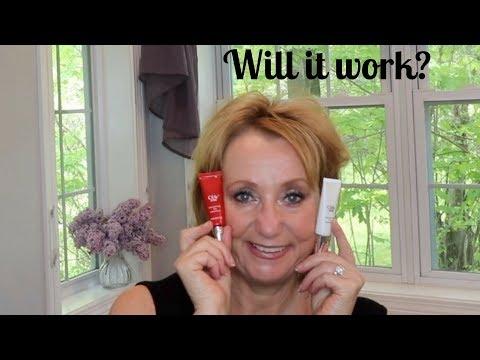 Olay Pro Retinol Eye | It CC Cream | Boxy Charm Bust | Mature Beauty | Sixty Plus