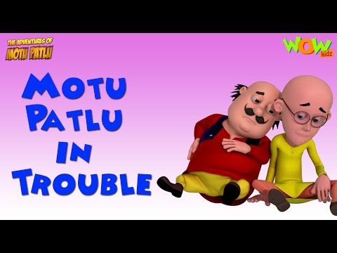 Motu Patlu in Trouble - Compilation Part 5 - 40 Minutes of Fun! As seen on Nickelodeon thumbnail