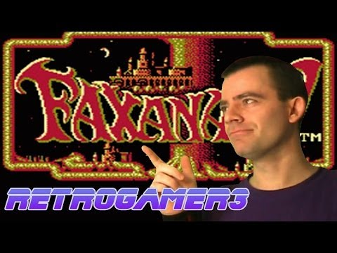 Faxanadu Review by RetroGamer3