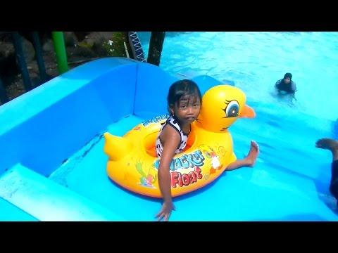 Kolam Renang Anak Asik Dream Land Park Waterboom - Swimming Pool Waterboom - Learning Pool Children