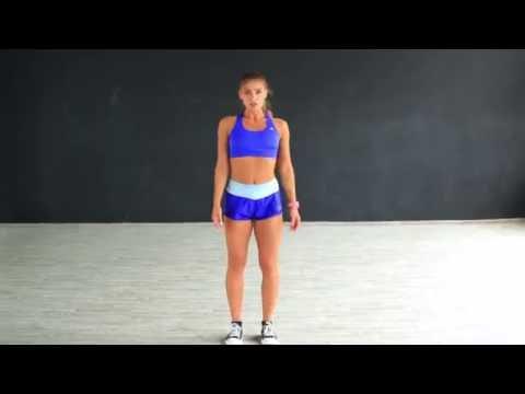 Кардио упражнения. Зарядка для похудения дома
