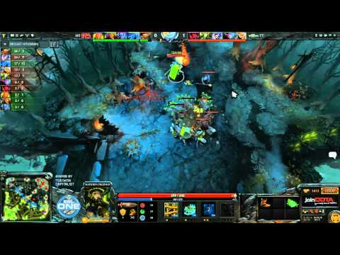 Team Tinker vs Moscow 5 Game 2 - ESL One NY EU Qualifier @TobiWanDOTA @TobiWanDOTA