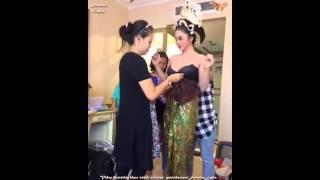 Dewi Persik Untuk Movie Pantai Selatan Costume Makeup By Ratu Wedding Tanti