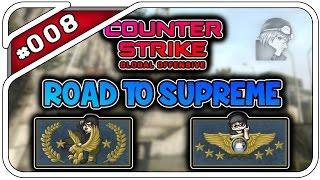 CS:GO ROAD TO SUPREME #008 - DER FAKE FAKE - Let's Play CS:GO - Dhalucard
