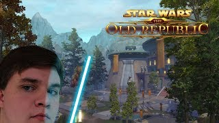 Star Wars: The Old Republic - Jedi Consular Lightside Walkthrough - Part 1