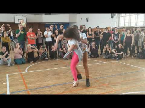 PZC2018 Workshop (partial) ACD with Kate & Lucas ~ video by Zouk Soul
